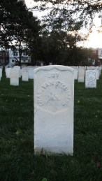 Click for Find-A-Grave Memorial: Chas. Van Steinberg