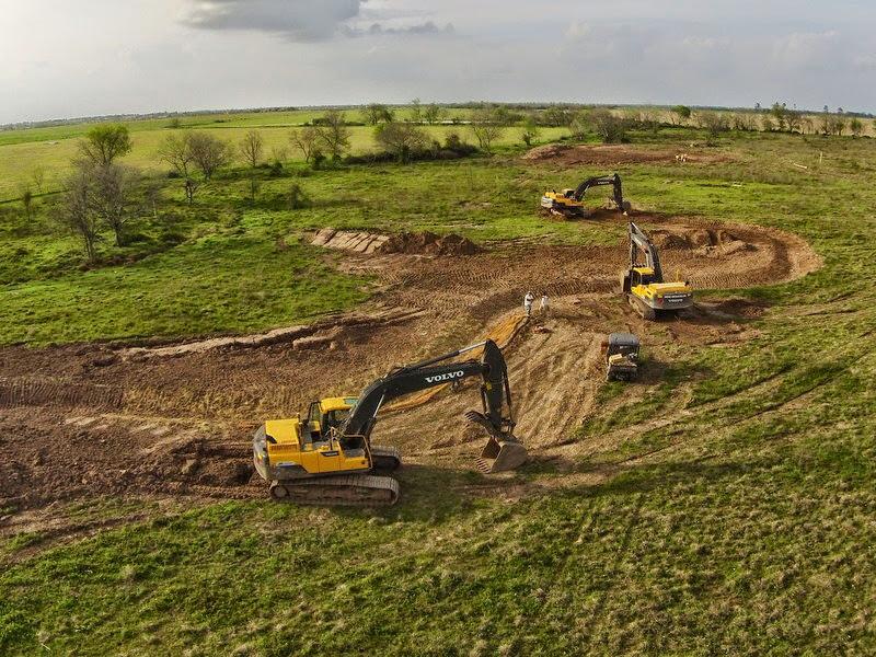 Ecosystem Restoration After