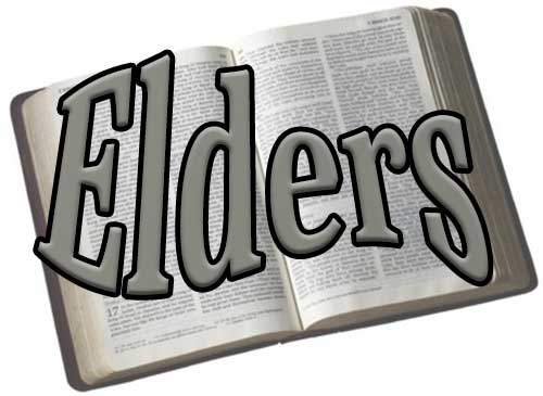 Elders - Bible