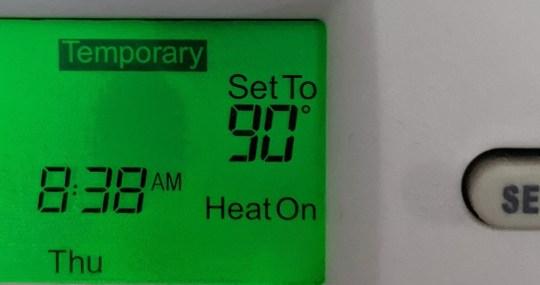 Lower the Temperature