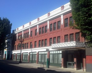Erickson Fritz Apartments, Portland