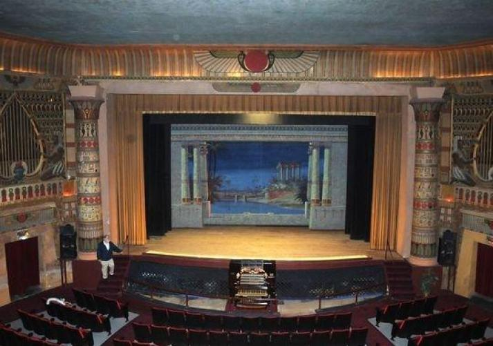 The Egyptian Theater, Coos Bay