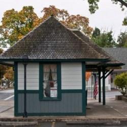Jacksonville RR Depot, Jacksonville