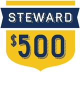Steward $500 membership