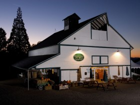Hillcrest Barn-evening