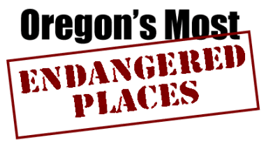 Oregon's Most Endangered Places