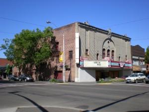Whiteside Theater in 2008