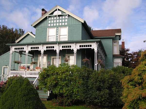 John Hobson House Astoria