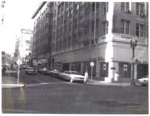 Cornelius Hotel Historic Photo