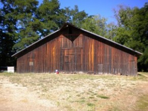 The Hanley Farm Barn in Jacksonville will play host to the 2014 Heritage Barn Workshop.
