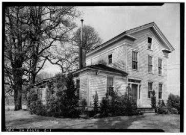 Smith House 1934 HABS