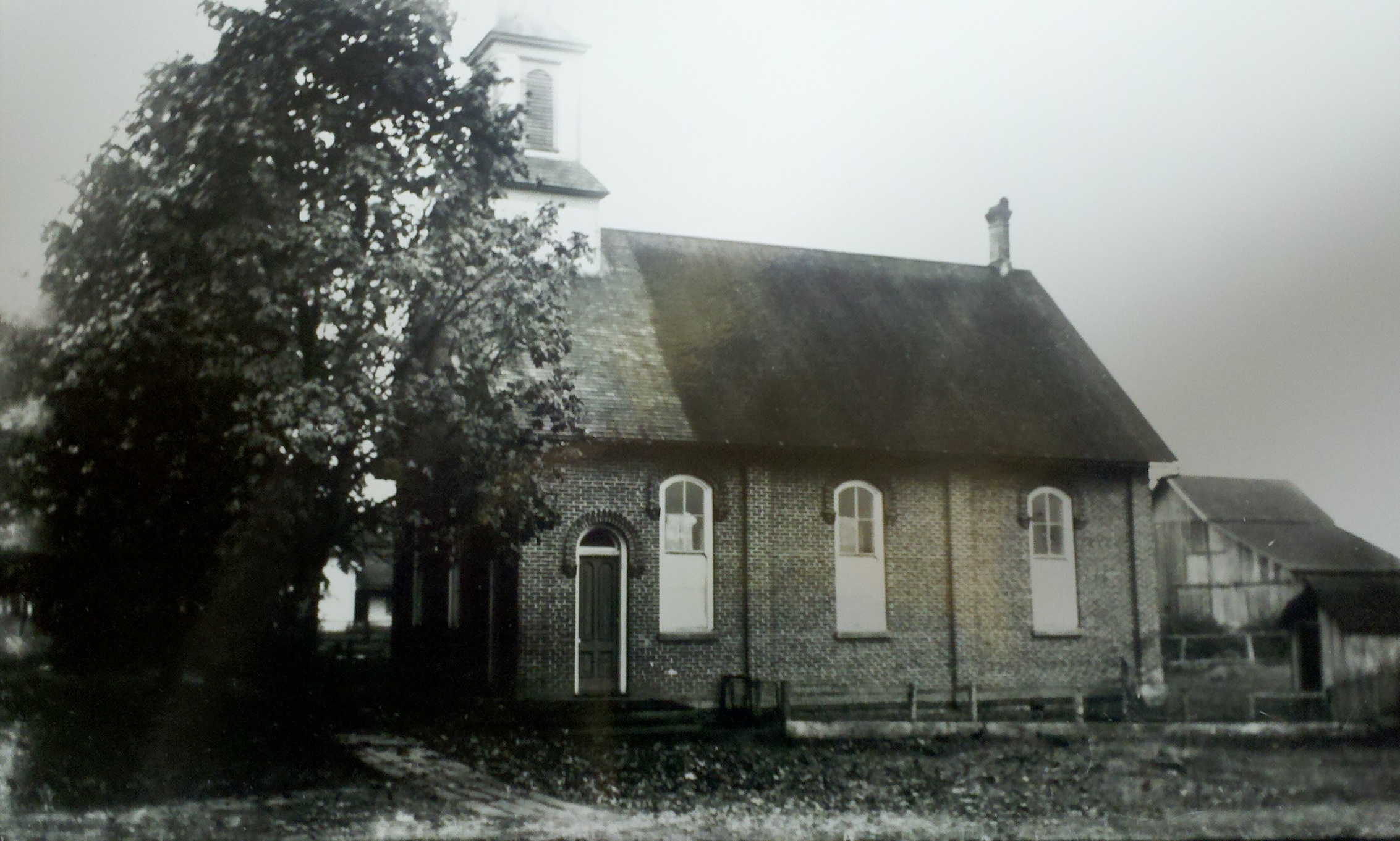 First Baptist in the late 1920s