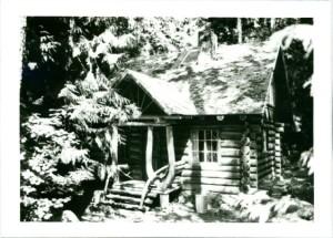 Steiner cabin - NPS