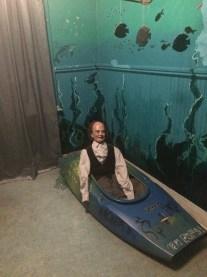 Inside the bathroom of Rimsky's