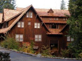 Oregon Caves Chateau