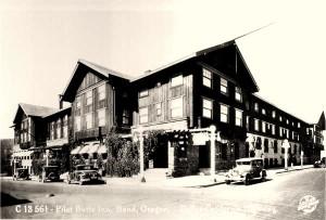 The Pilot Butte Inn