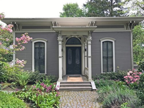 1851 Settlement-Era Italianate House in Portland