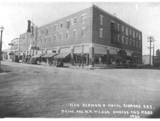 New Redmond Hotel Historic
