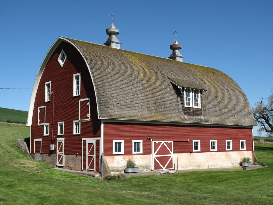 Heritage Barns Task Force Restore Oregon