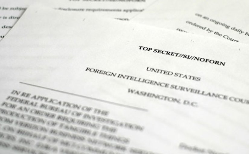 The FISA Process Is Not Good Enough: How we got here and what the memos mean