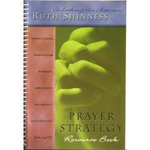 Prayer Strategy By Ruth Shinness Small Version