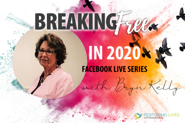 Message Series:  Breaking Free in 2020!