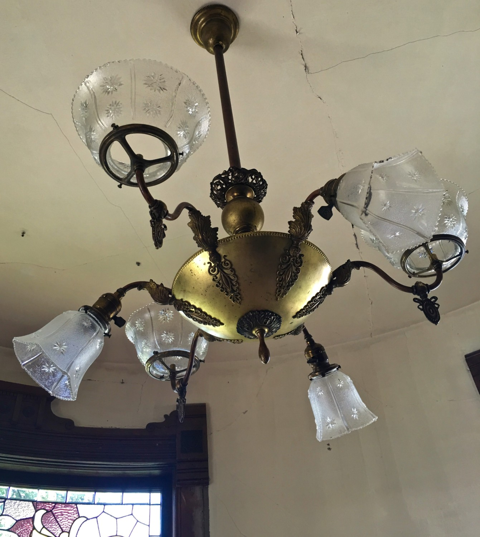 Period lighting issues ideas a warning restoring ross b arubaitofo Gallery