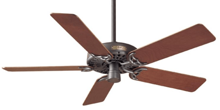 Old house ceiling fans restoring ross a hunter fan classic simple basic this is what had been in the back of mind since buying the house but as i would never install reproduction lighting aloadofball Choice Image