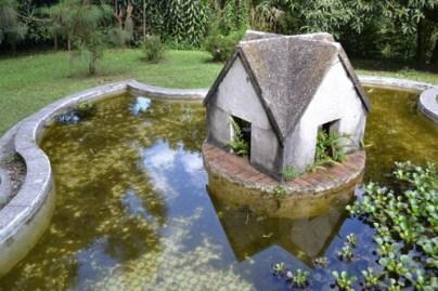 la casita de los patos