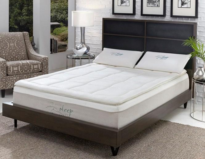 13 Gel Infused Memory Foam Pillowtop Mattress Medium Soft