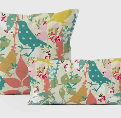 Forest Pillow Set