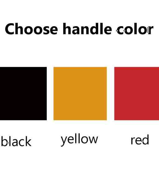 Handle colors