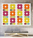 Blossom canvas print horizontal