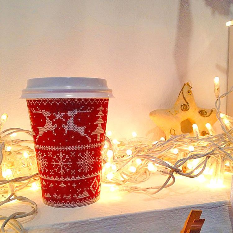 Coffee box cup 2015