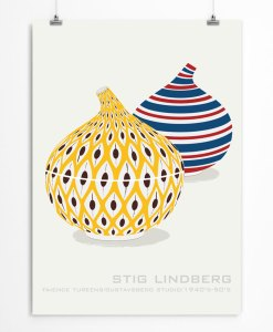 Ceramics by Lindberg poster