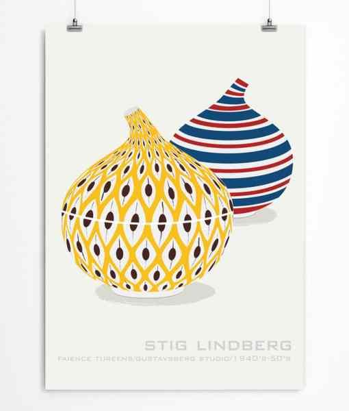 Ceramics by Lindberg poster