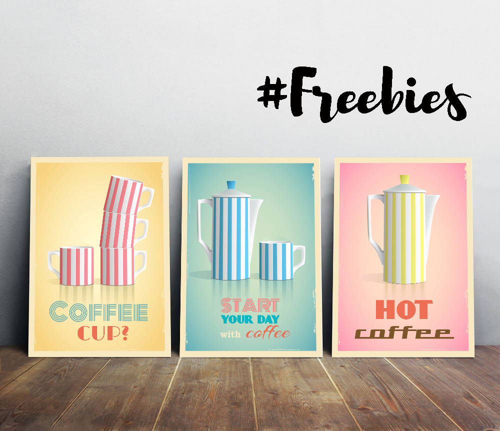 Coffee Wall Art - Freebies