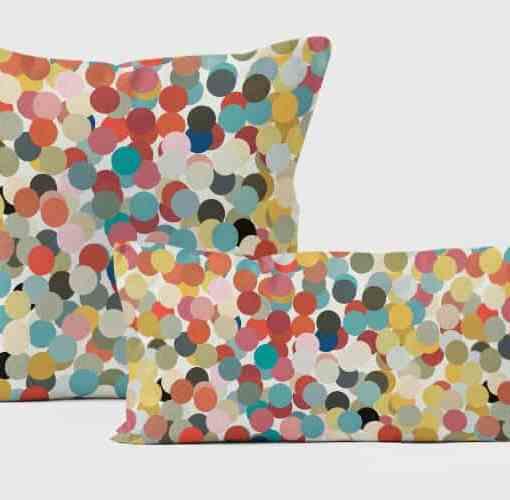 Confetti Pillows