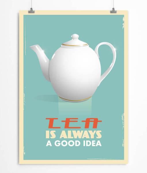 Teapot Art Printable