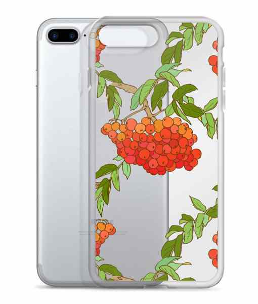 rowan phone 7 plus case transparent