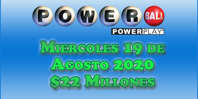 resultados powerball 19 de agosto 2020