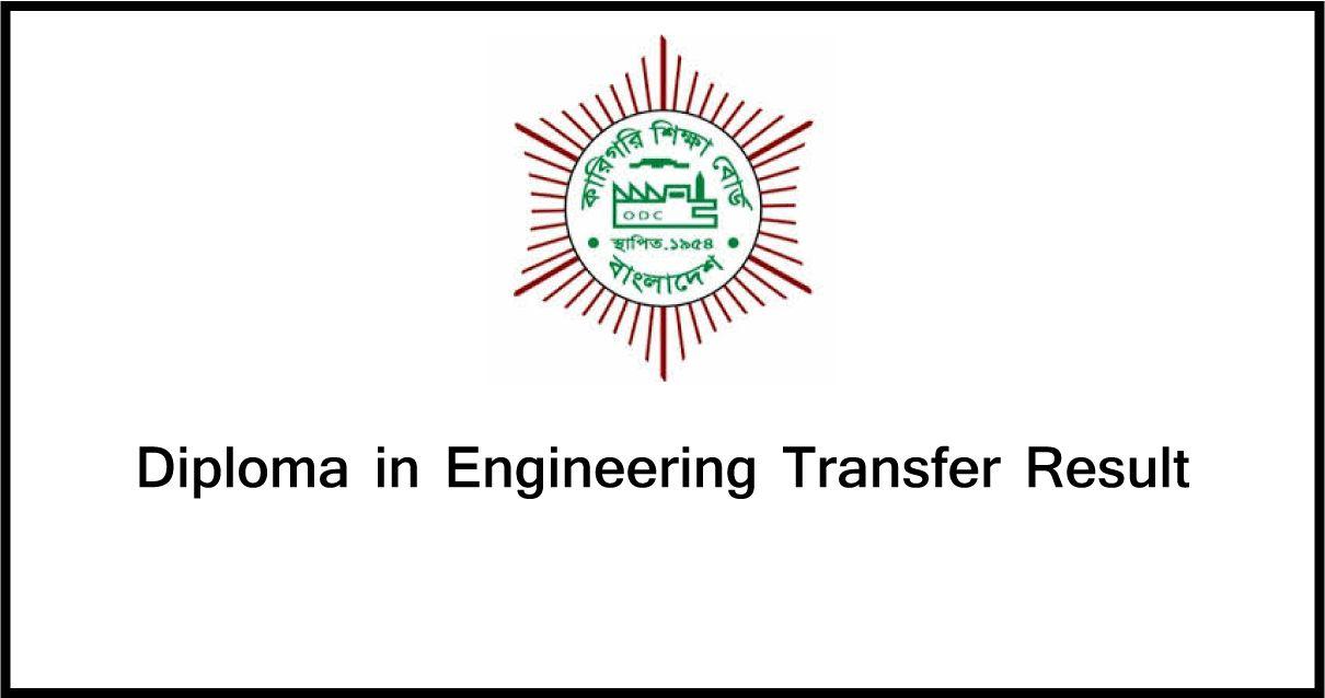 BTEB Transfer Result