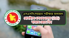 how to check ssc result 2019 by SMS on mobile phone