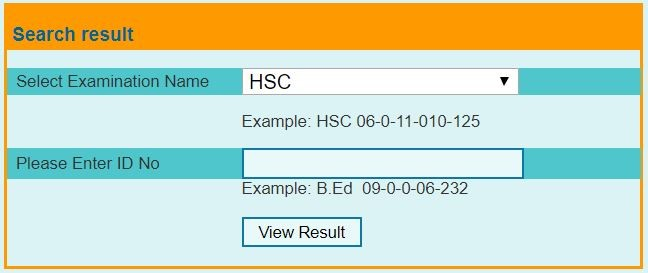 bangladesh open university hsc result