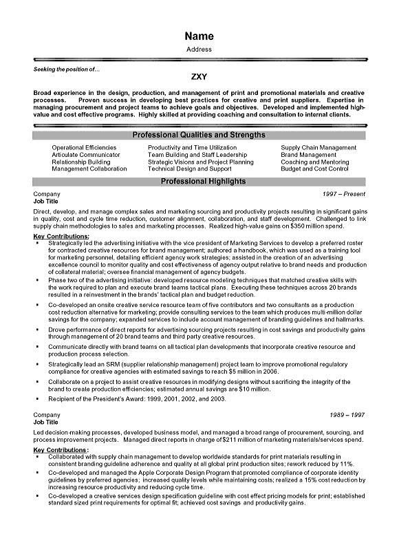 Business management resume samples and examples of curated bullet points for. Project Management Executive Resume Example