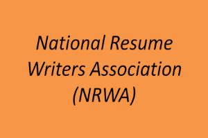 Certified Resume Writer (CRW/CPRW.