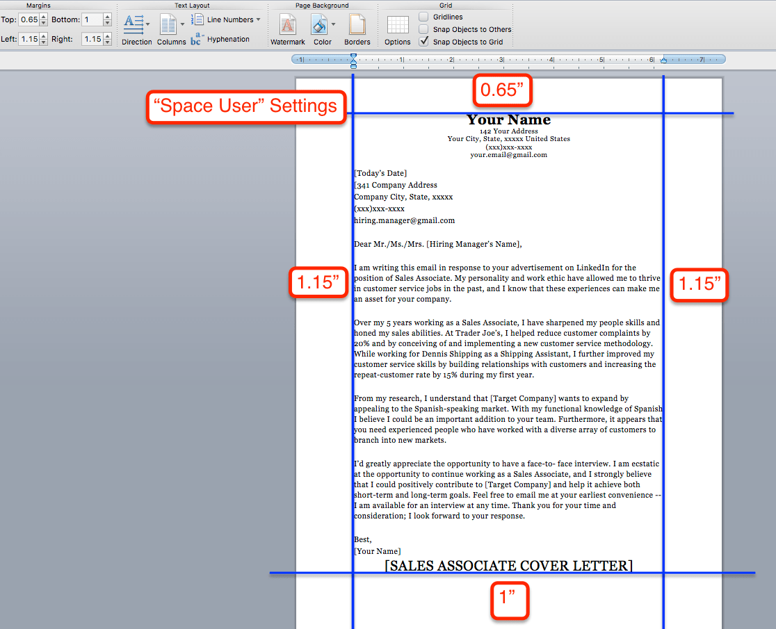Best Font For Cover Letter | Printable Worksheets and Activities for