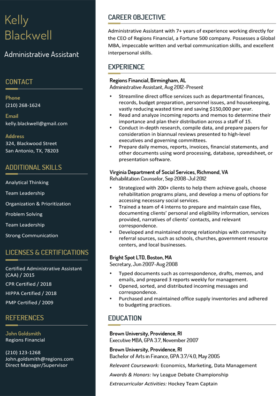 A good resume can land you that job interview, so you want to sta. 100 Free Resume Templates For Microsoft Word Resume Companion