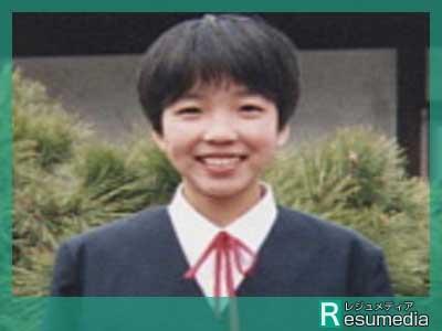 小平奈緒 中学1年生