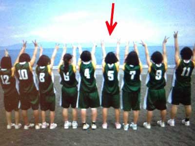 広瀬すず 小学生時代 バスケ